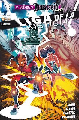 Liga de la Justicia. Nuevo Universo DC / Renacimiento (Grapa) #49