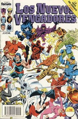 Los Nuevos Vengadores Vol. 1 (1987-1994) (Grapa 32 pp) #28