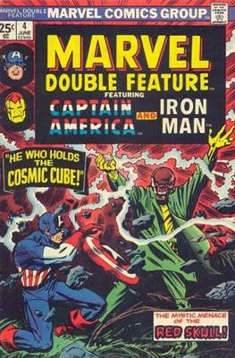 Marvel Double Feature Vol 1 (Grapa, 32 págs. (1973-1977)) #4