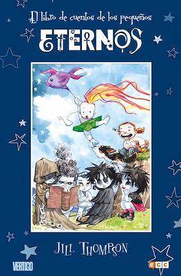El libro de cuentos de los pequeños Eternos