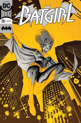Batgirl Vol. 5 (2016-) (Comic Book) #28