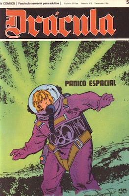 Drácula (Grapa, 20 páginas) #54