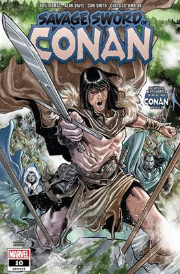 Savage Sword Of Conan (2019-) (Comic Book) #10