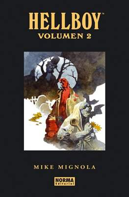 Hellboy (Cartoné 616-640 pp) #2