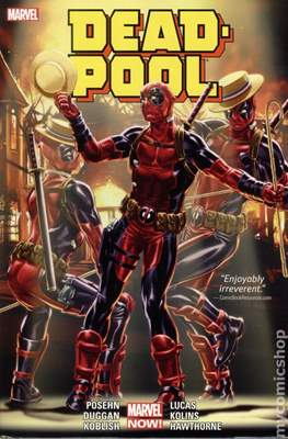 Deadpool by Posehn & Duggan (Hardcover 280-296-304 pp) #3