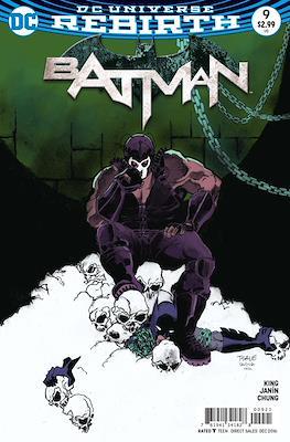 Batman Vol. 3 (2016- Variant Covers) (Comic Book) #9.1
