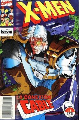 Las nuevas aventuras de los X-Men (Grapa 24 pp) #8
