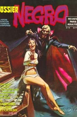 Dossier Negro (Rústica y grapa [1968 - 1988]) #78