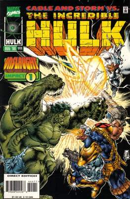 The Incredible Hulk Vol. 1 (1962-1999) (Comic Book) #444