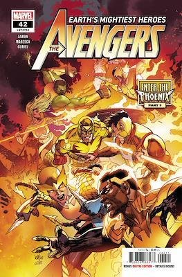 The Avengers Vol. 8 (2018-...) #42