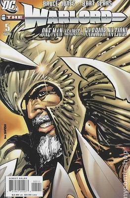 Warlord Vol. 2 (2006-2007) (Grapa) #5