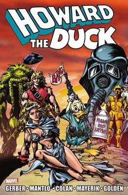 Howard the Duck: The Complete Collection (Rústica) #2