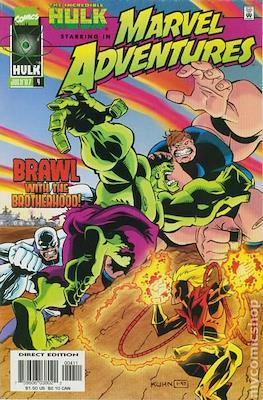 Marvel Adventures (1997-1998) #4