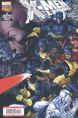 X-Men Vol. 3 / X-Men Legado (2006-2013) (Grapa, 24-48 pp) #35