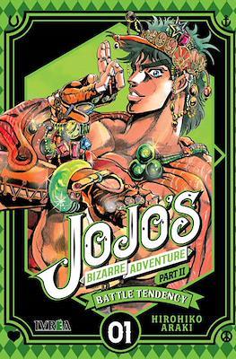JoJo's Bizarre Adventure - Part II: Battle Tendency (Rústica) #1