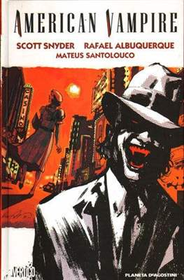 American Vampire (Cartoné) #2