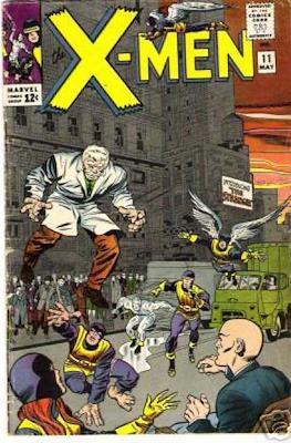The Uncanny X-Men (1963-2011) #11