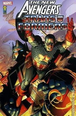 The New Avengers / Transformers
