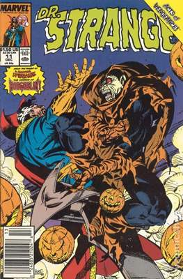 Doctor Strange Vol. 3 (1988-1996) (Comic Book) #11