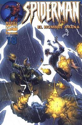 Spiderman Vol. 6 El Hombre Araña (2002-2006) (Rústica 80 pp) #18