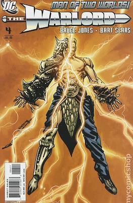 Warlord Vol. 2 (2006-2007) (Grapa) #4