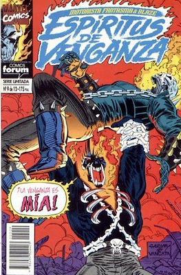 Espíritus de Venganza (1993-1994) (Grapa. 17x26. 24 páginas. Color.) #9