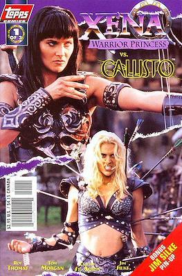 Xena: Warrior Princess vs. Callisto (Variant Cover 1998) #1.1