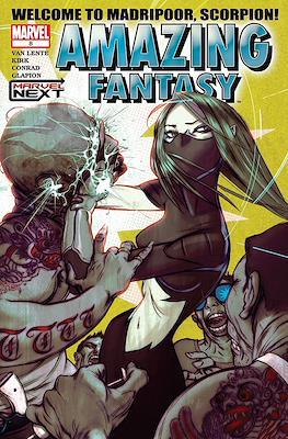 Amazing Fantasy Vol 2 (2004-2005) #8