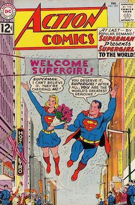 Action Comics Vol. 1 (1938-2011; 2016-) (Comic Book) #285