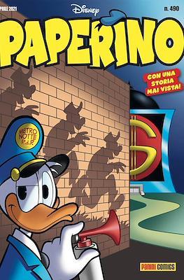Super Almanacco Paperino / Paperino Mese / Paperino #490