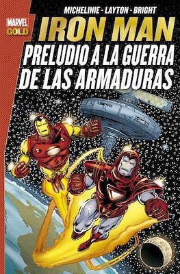 Iron Man. Marvel Gold #13