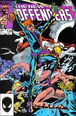 The Defenders vol.1 (1972-1986) (Comic Book 32 pp) #134