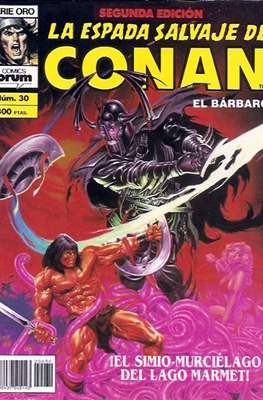 La Espada Salvaje de Conan Vol. 1. 2ª edición (Grapa. 64 páginas) #30