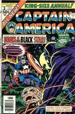 Captain America Vol. 1 Annual (1971-1994) #3