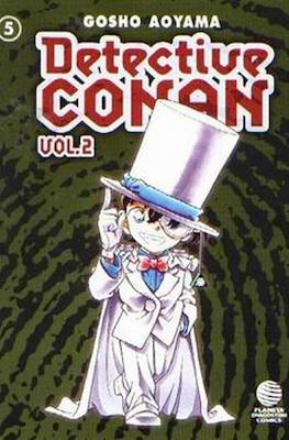 Detective Conan. Vol. 2 (Rústica 96-192 pp) #5