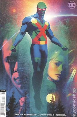 Martian Manhunter Vol. 5 (2018-...Variant Cover) (Comic Book) #8