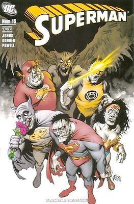 Superman (2007-2012) (Grapa. 48 pp) #15