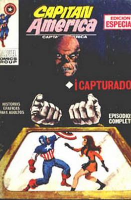 Capitán América Vol. 1 #2