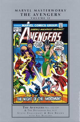 Marvel Masterworks The Avengers (Hardcover) #12