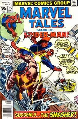 Marvel Tales (Comic Book) #95