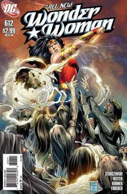 Wonder Woman Vol. 3 (2006-2011) (Comic Book) #612