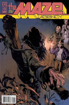 Maze Agency (Comic Book) #1