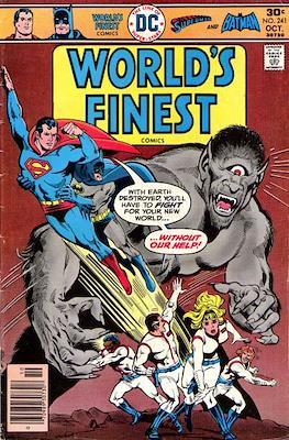 World's Finest Comics (1941-1986) (Comic Book) #241
