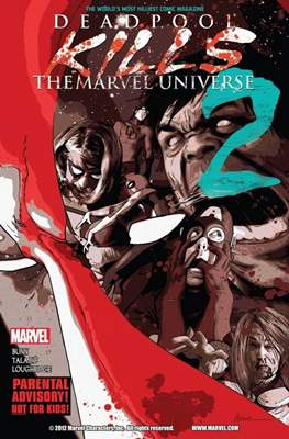 Deadpool: Kills the Marvel Universe (Comic Book) #2