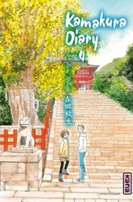 Kamakura Diary (Broché) #4