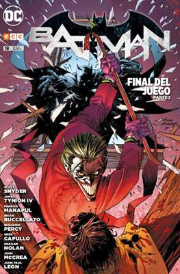 Batman: Nuevo Universo DC #18