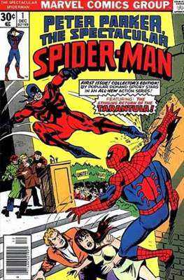 The Spectacular Spider-Man Vol. 1