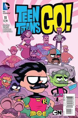 Teen Titans Go! Vol. 2 (Comic Book) #11