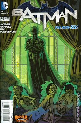 Batman Vol. 2 (2011-2016 Variant Covers) (Comic Book) #35