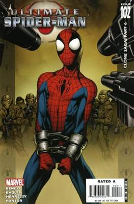Ultimate Spider-Man (2000-2009; 2011) (Comic-Book) #102